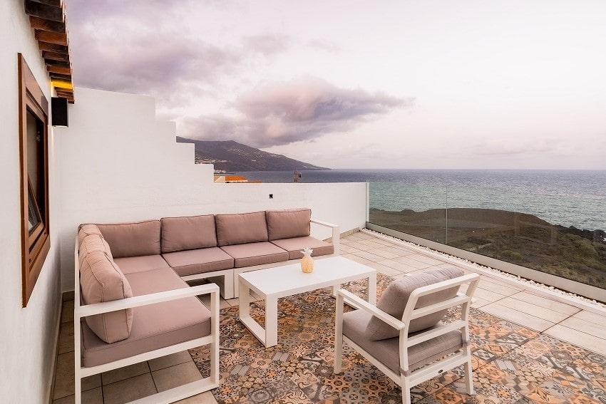 Lounge, V&C Luxury Village, Holiday Cottage Los Cancajos