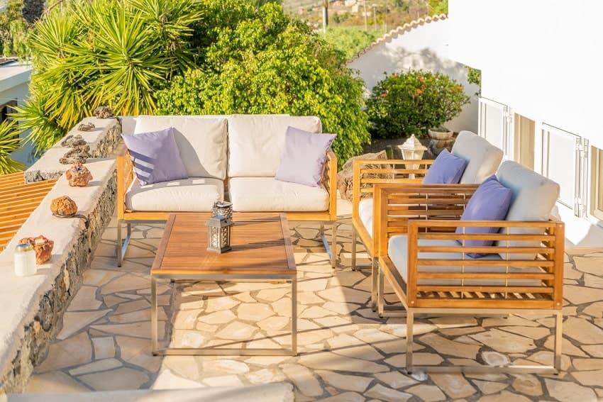 Lounge, Villa Don Miguel, Villa La Palma