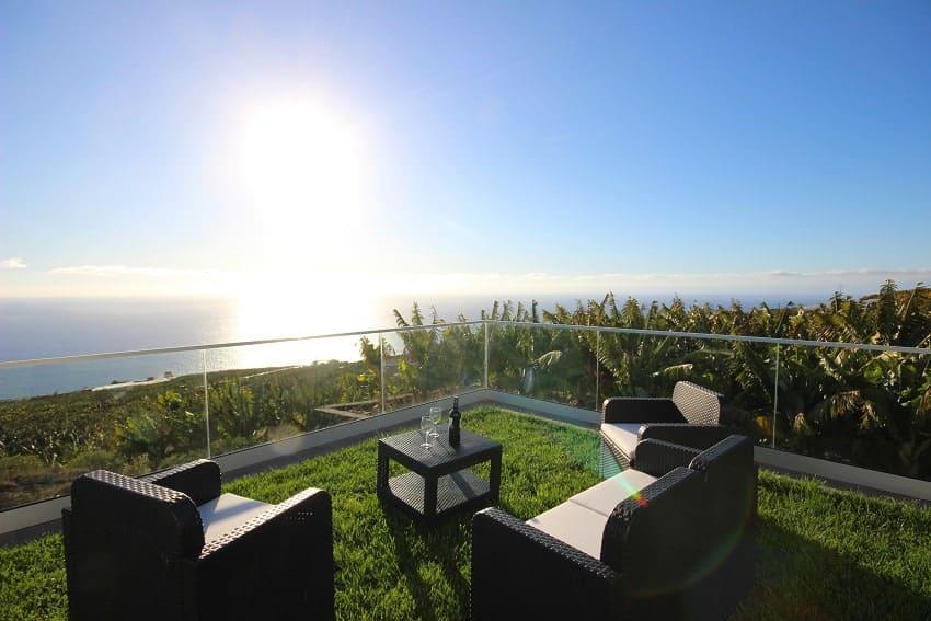 Lounge, Villa Espejo, Villa La Palma