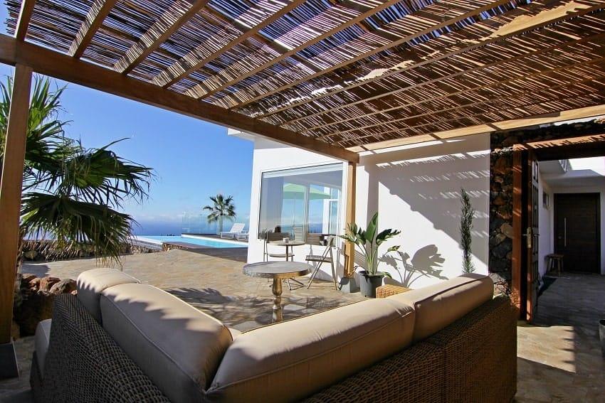 Lounge, Villa Perla del Mar, Villa Puntagorda