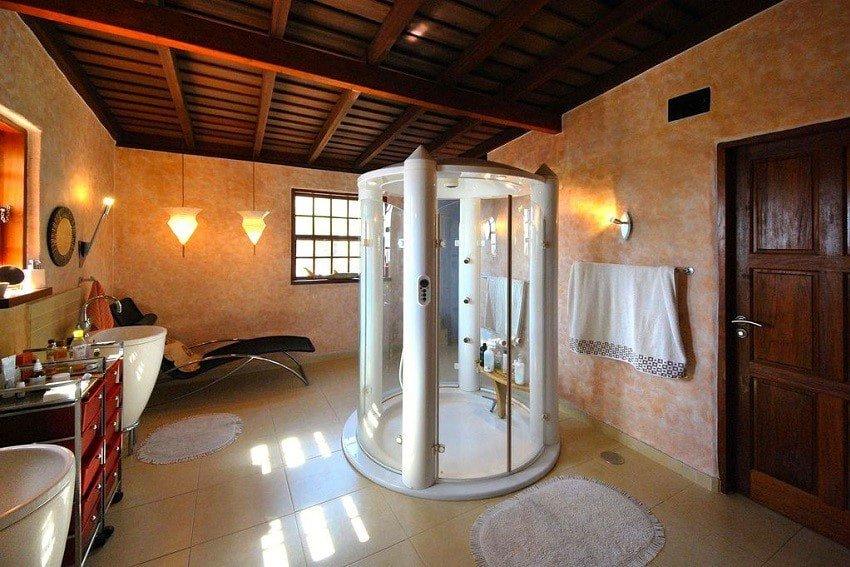 Bathroom, Villa Tigotan, Villa La Palma