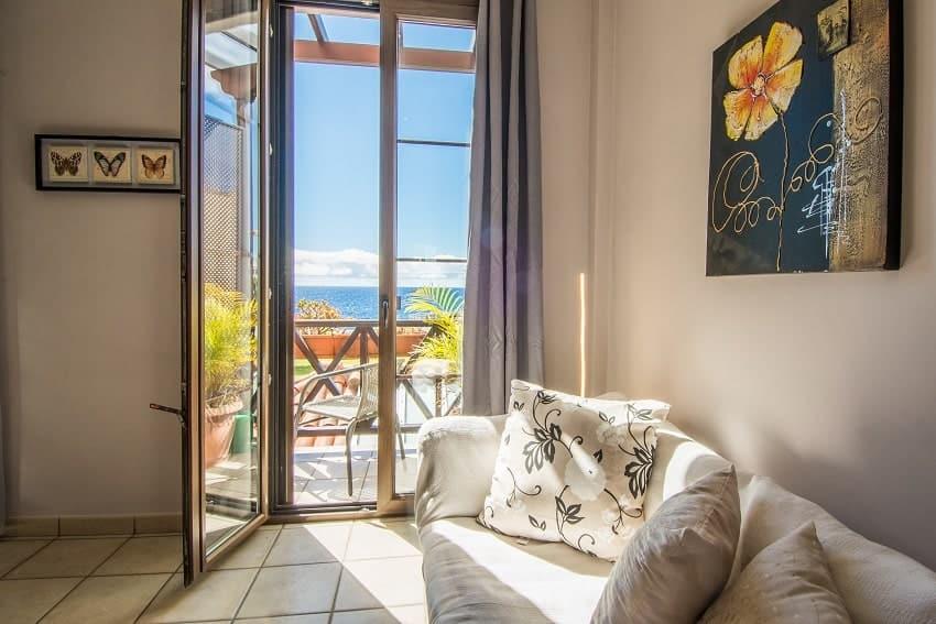 Ocean View, Apartment Luna, Santa Cruz de La Palma