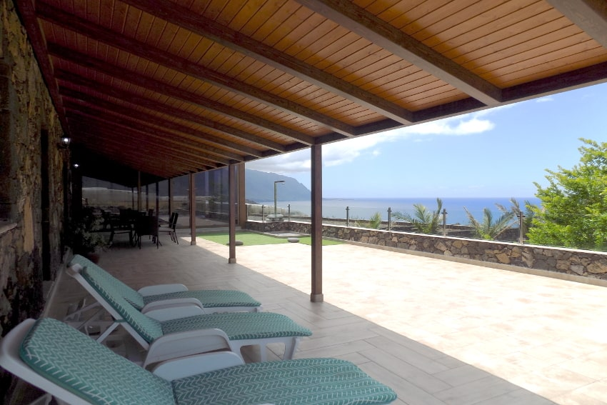 Spain - Canary Islands - El Hierro - Frontera - Villa Tejeguate - Stunning ocean views