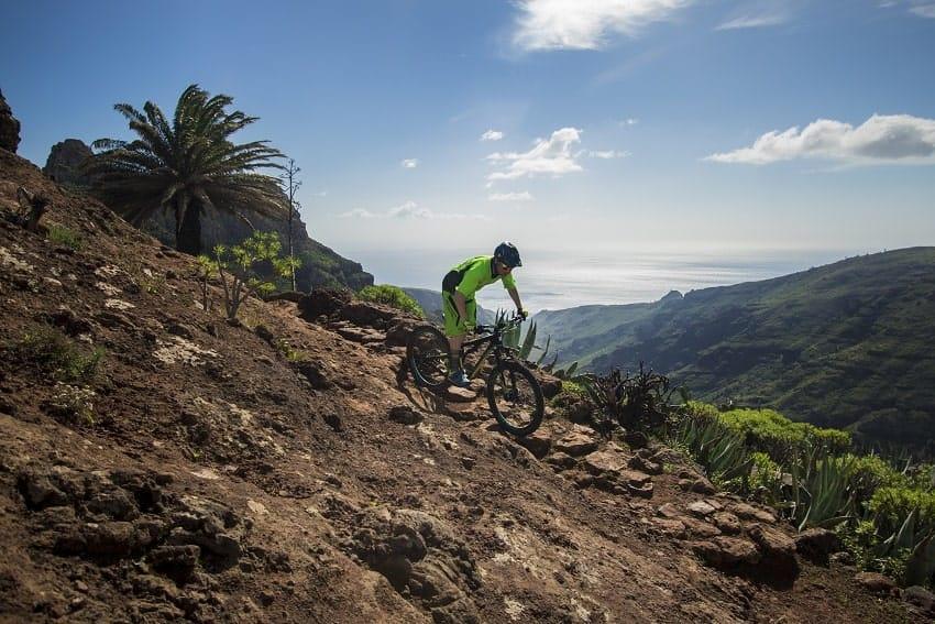Mountain Bike, La Gomera