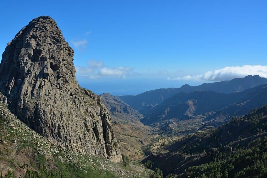 National Park Garajonay, La Gomera