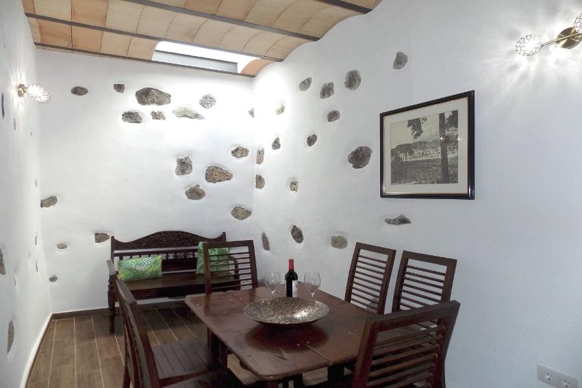 Spain - Canary Islands - La Palma - Tazacorte - Casa Maria - Dining room