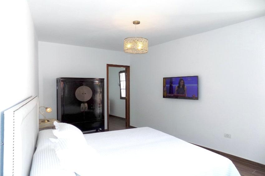 Spain - Canary Islands - La Palma - Tazacorte - Casa Maria - Masterbedroom2