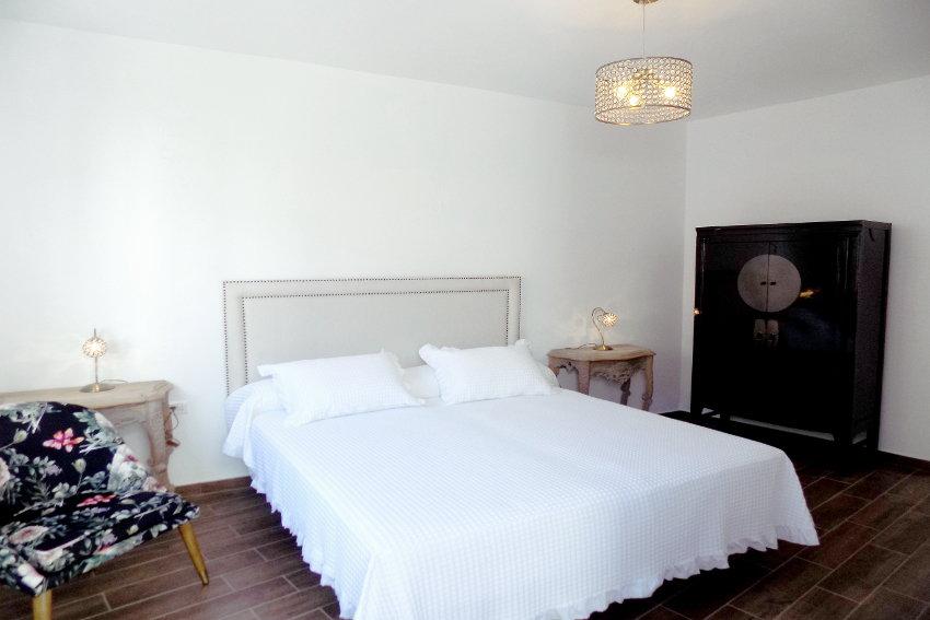 Spain - Canary Islands - La Palma - Tazacorte - Casa Maria - Masterbedroom1