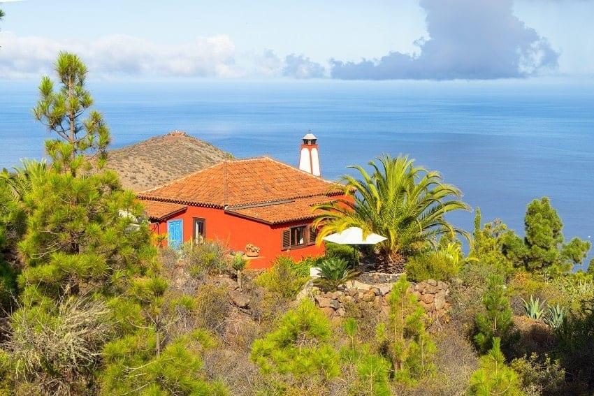 Pabellón de Miramar, Holiday Home La Palma