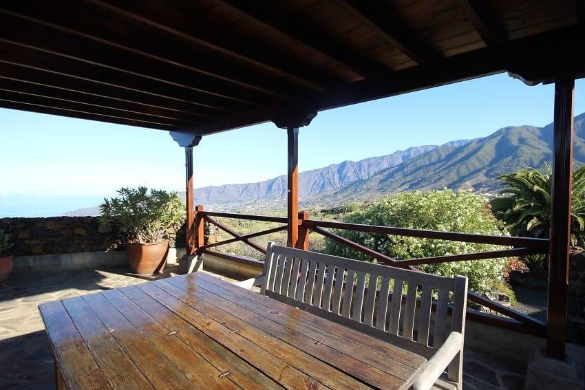 Pavillon, Finca Esperanza, La Palma