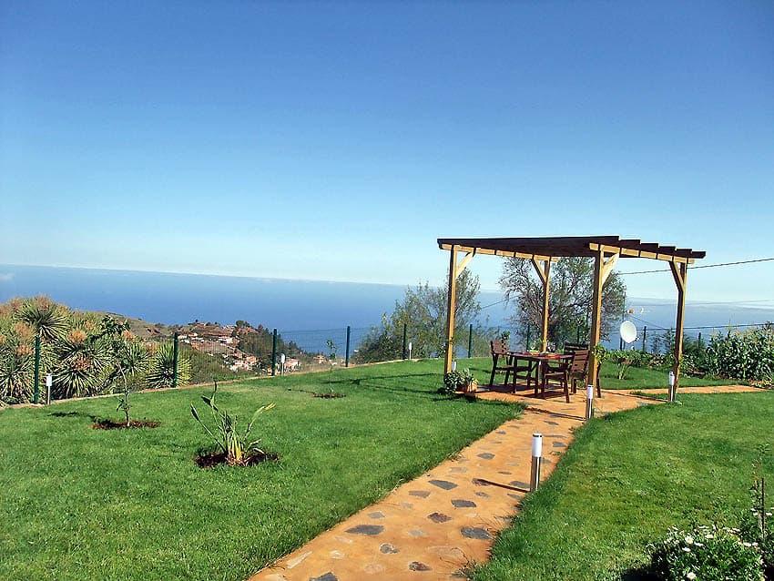 Casa Rural adaptada para personas con discapacidad La Palma con piscina Villa Las Viñitas: Pabellón