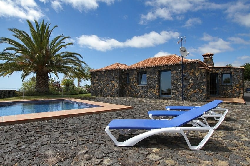 Pool, Casa Amalia, Holiday Home La Palma