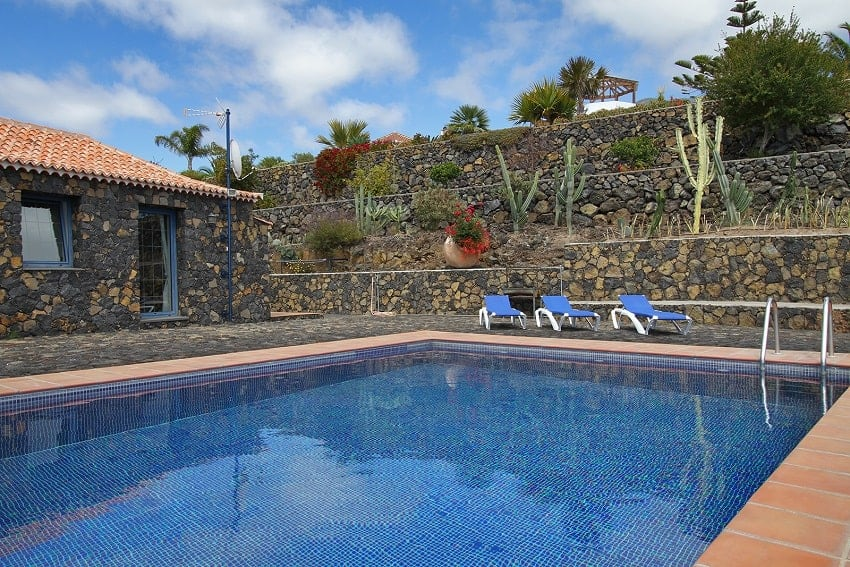 Pool, Casa Amalia, La Palma