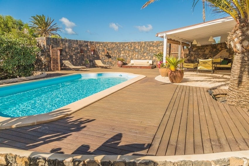 Pool, Casa Brixio, Holiday Home Fuerteventura