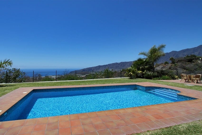 Pool, Casa Calma, Holiday Home La Palma