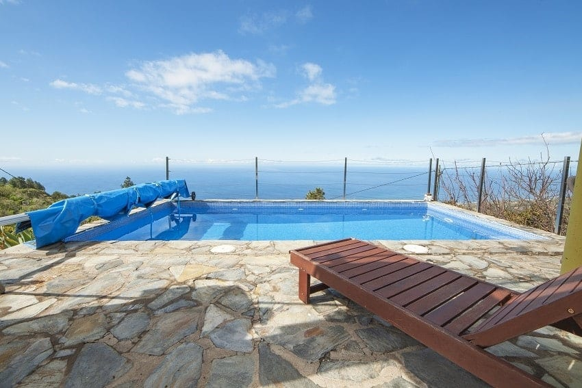 Pool, Casa Emilia, Cozy Holiday Home La Palma