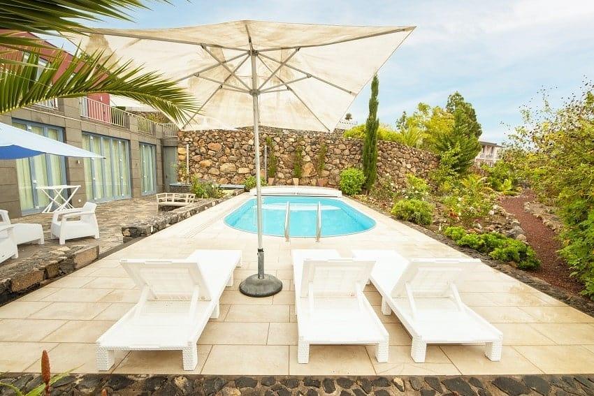 Pool, Villa Alegranza, Villa Tijarafe with Pool