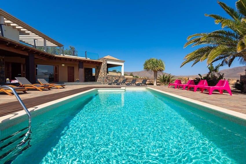 Pool, Villa Atlanntes, Fuerteventura