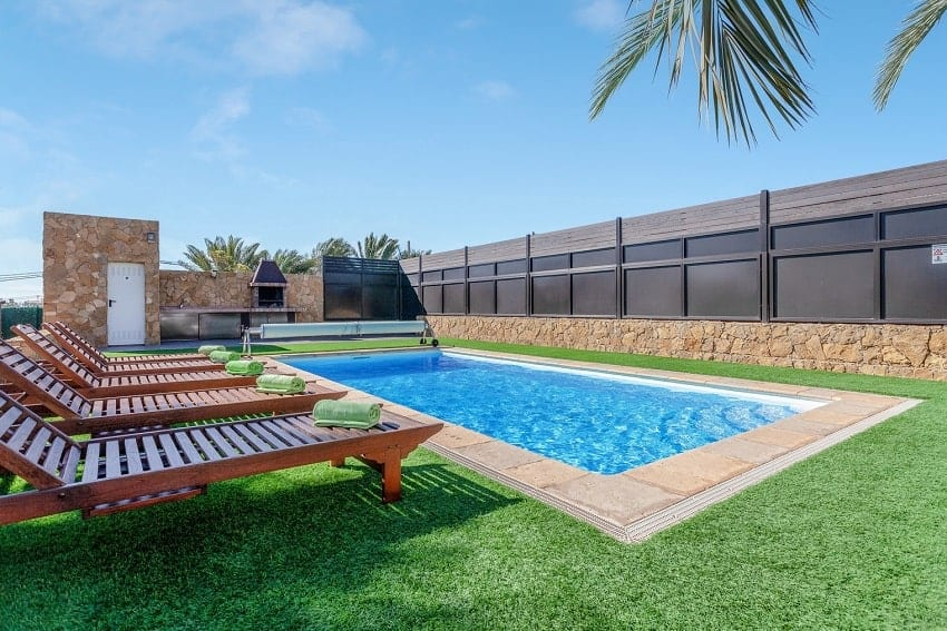 Pool, Villa Cobas, Fuerteventura