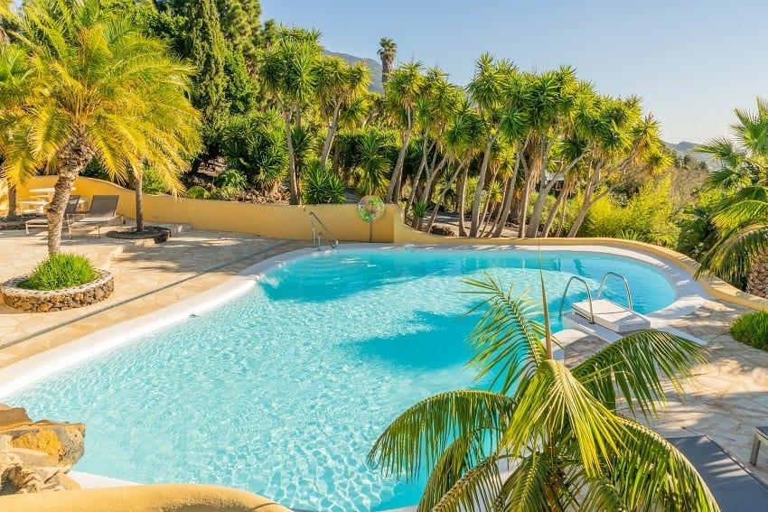 Pool, Villa Don Miguel, Villa La Palma
