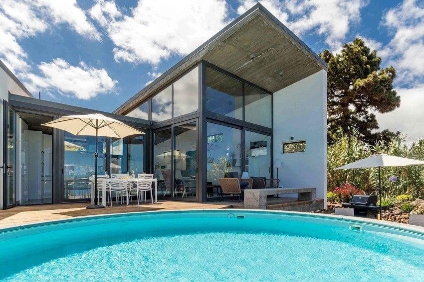 Pool, Villa Hahn, Villa La Palma