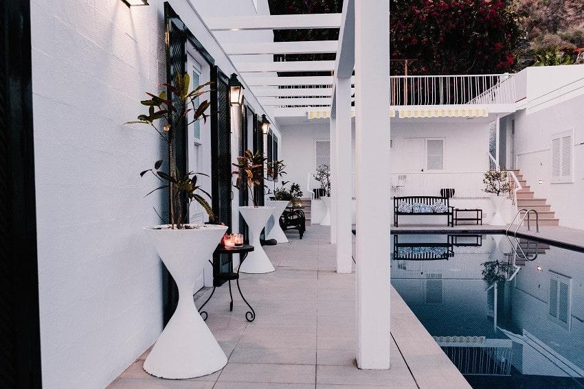Pool, Villa Imperial, La Palma Villa