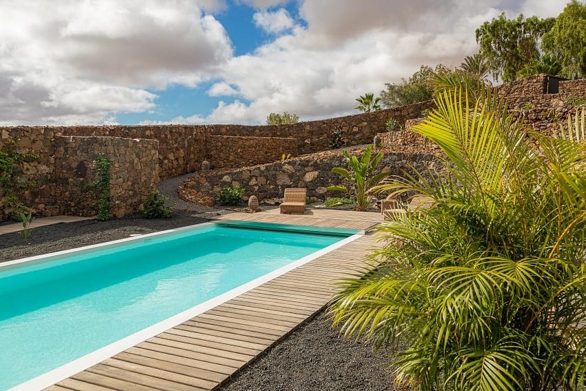 Pool, Villa Odo, Fuerteventura
