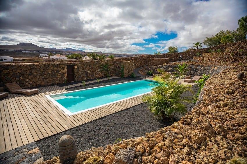 Pool, Villa Odo, Villa Fuerteventura