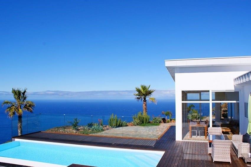 Pool, Villa Perla del Mar, Villa Puntagorda