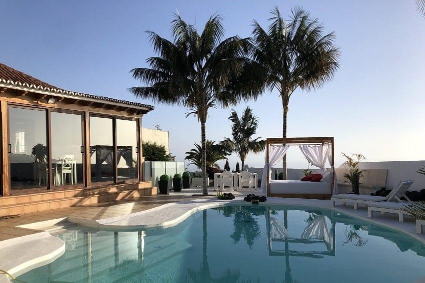 Pool, Villa Tajuya, Villa La Palma
