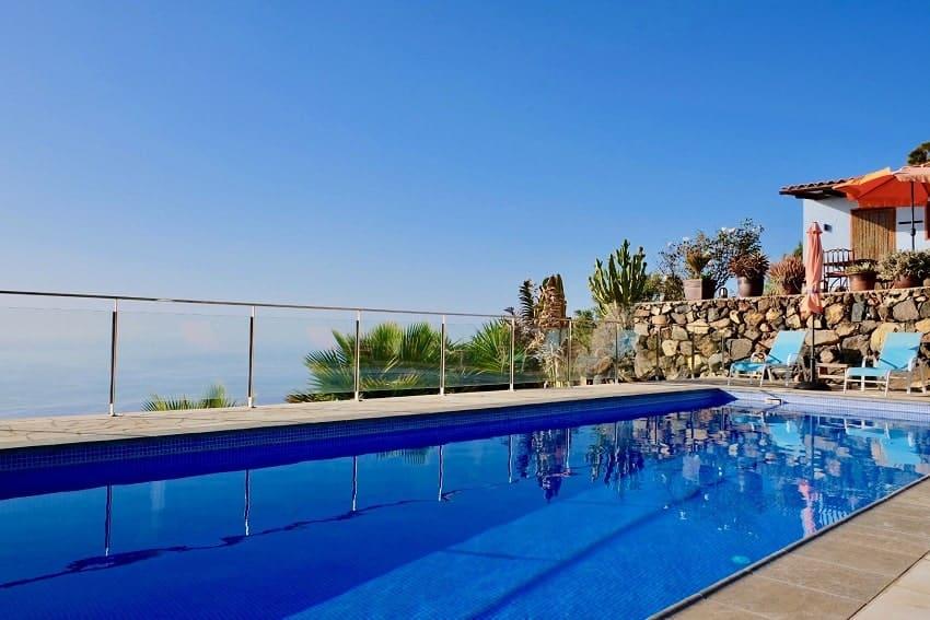Pool, Villa Tigotan, La Palma