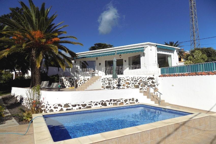 Spain - Canary Islands - La Palma - Tajuya - Casa La Palmera - Cozy holiday home with private pool and sun terrace