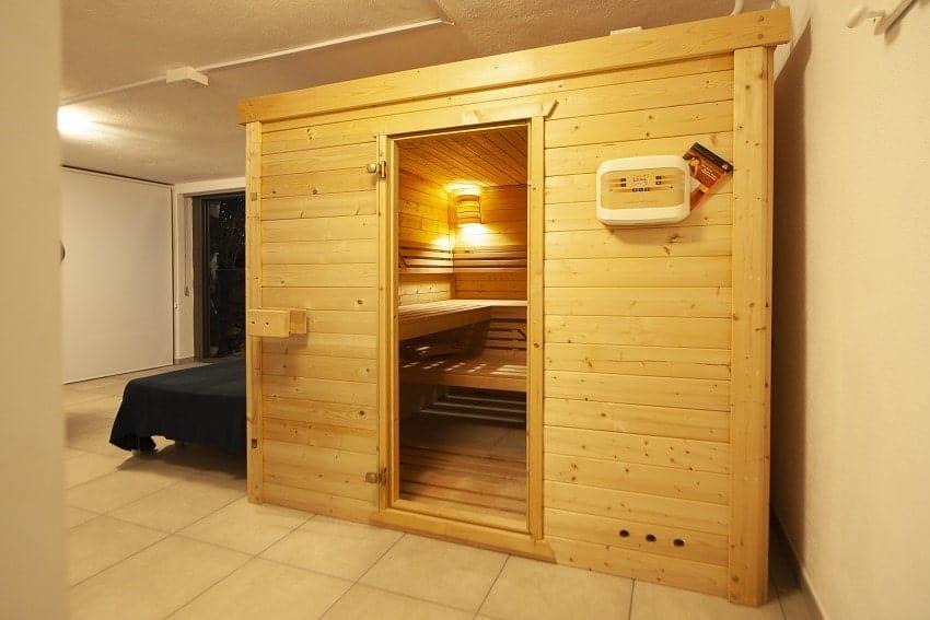 Sauna, Casa San Borondon, Holiday Home La Palma