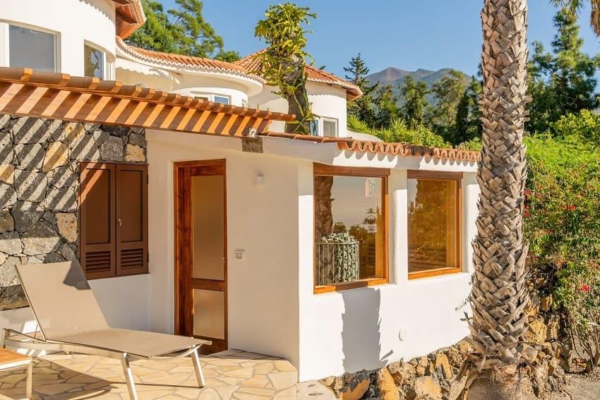 Sauna, Villa Don Miguel, Ferienvilla La Palma