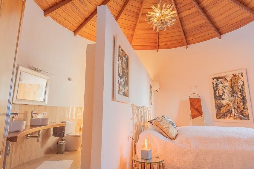 Dormitorio 2, Villa Don Miguel, La Palma, Villa