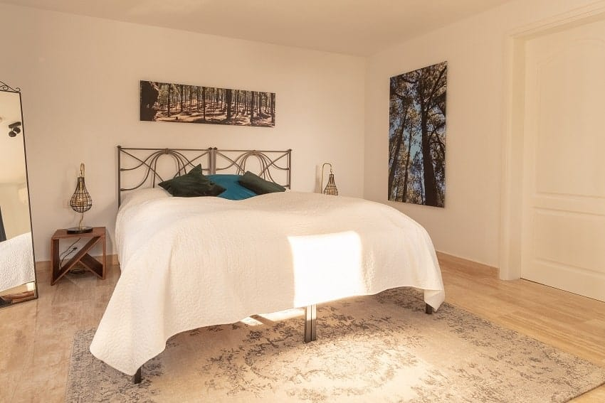 Schlafzimmer 3, Villa Don Miguel, La Palma, Villa
