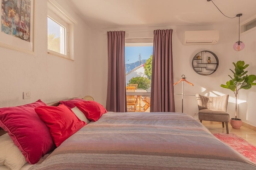 Schlafzimmer 4, Villa Don Miguel, Villa La Palma