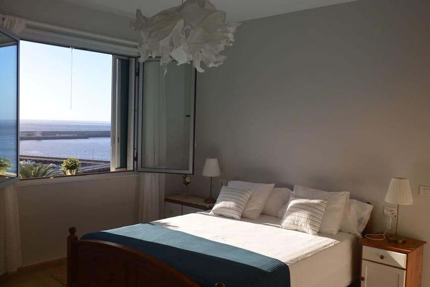 Bedroom, Apartment Aguacate, Apartment La Gomera