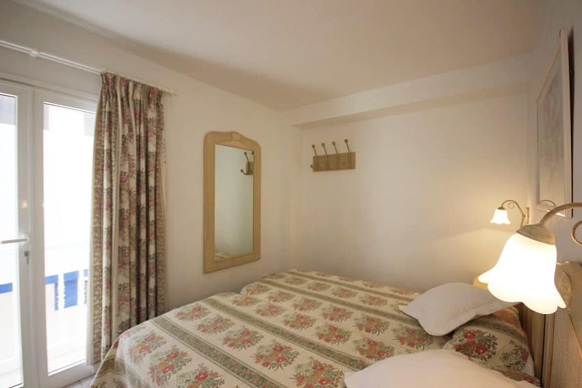 Schlafzimmer, Apartment La Regata 2a, Apartment Puerto Naos, La Palma