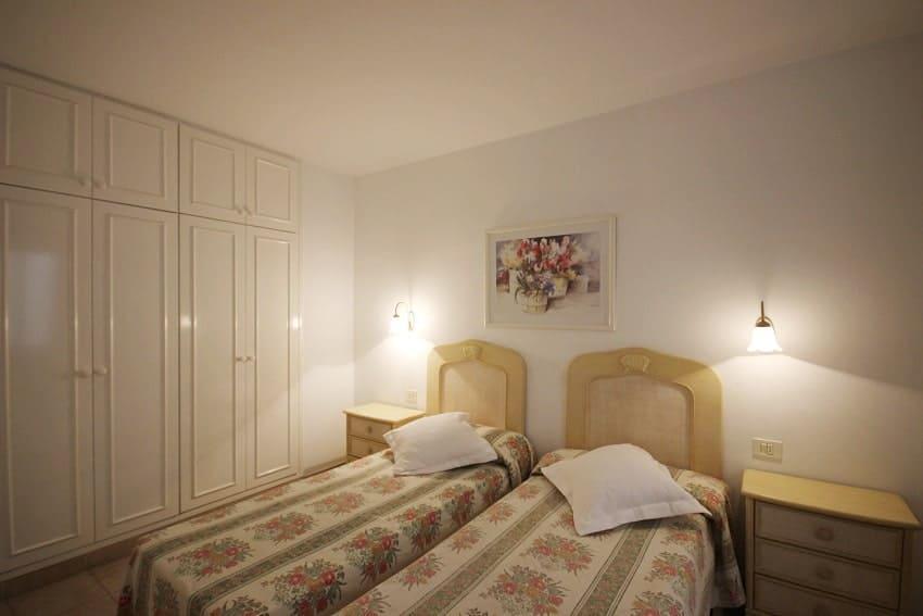Schlafzimmer, Apartment La Regata 3b, Apartment Puerto Naos, La Palma