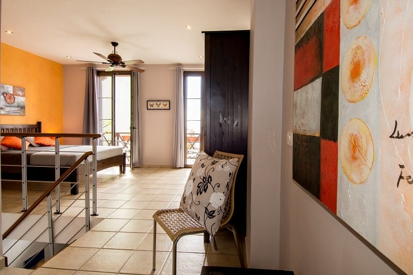 Bedroom, Apartment Luna