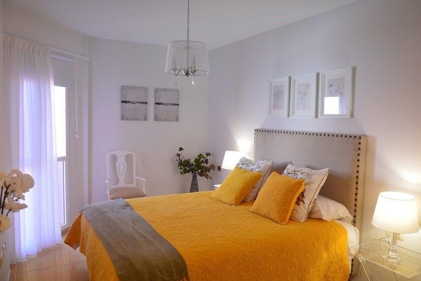 Bedroom, Apartment Miramar 1, Apartment La Gomera