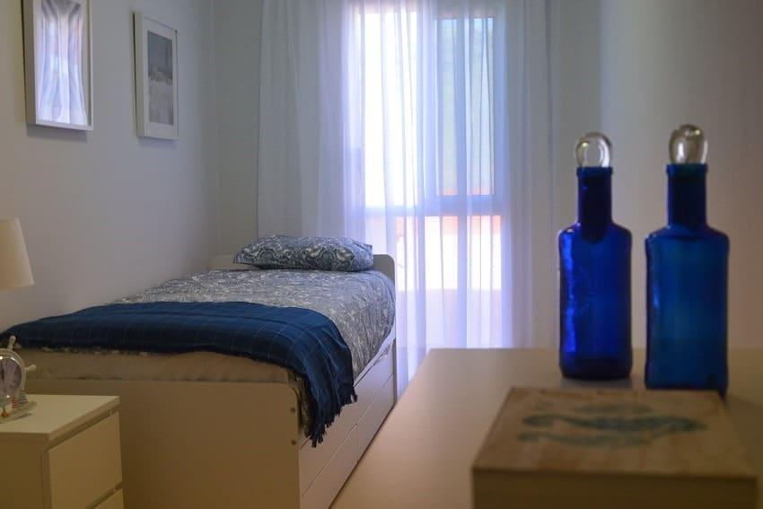 Bedroom, Apartment Miramar 1, La Gomera