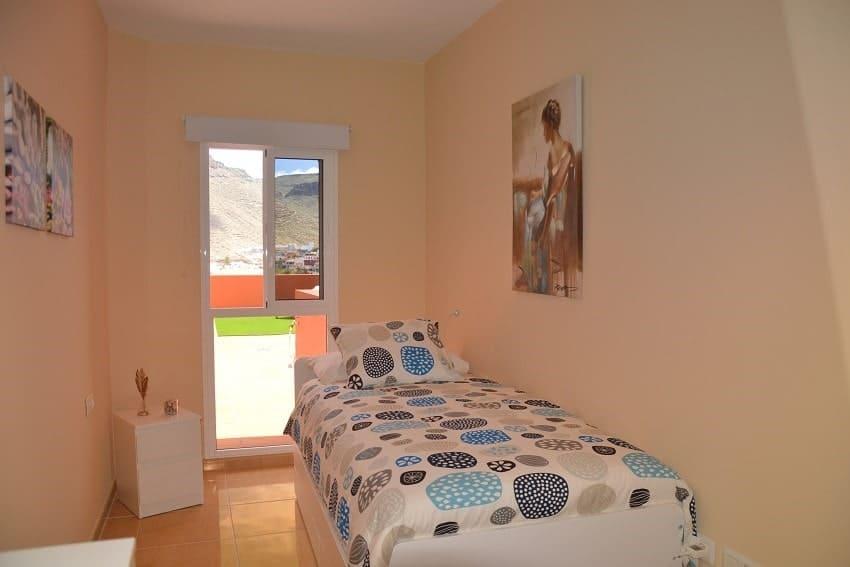 Bedroom, Apartment Miramar 2, La Gomera