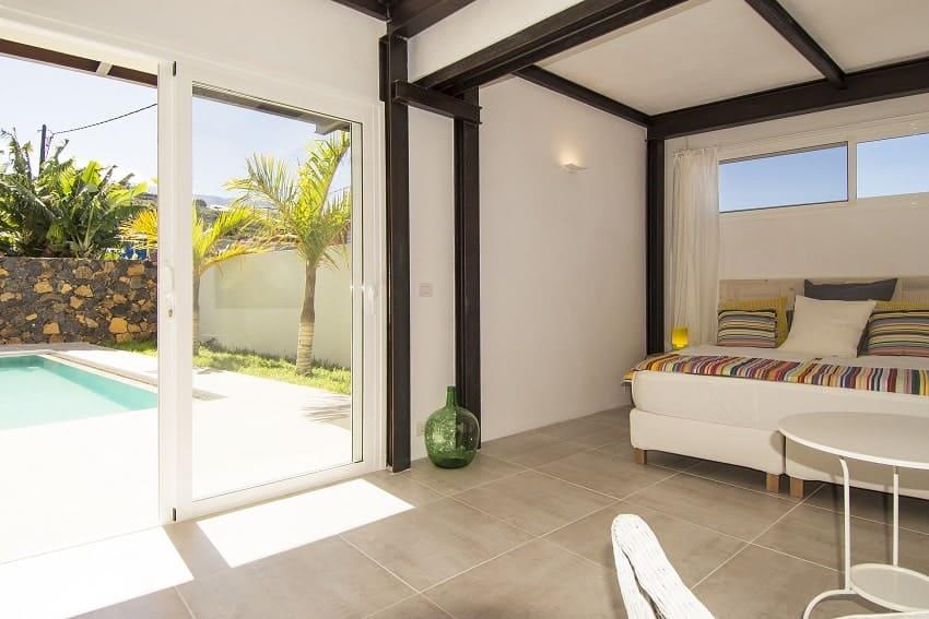 Schlafzimmer, Casa Alma Marina, Stadthaus La Palma