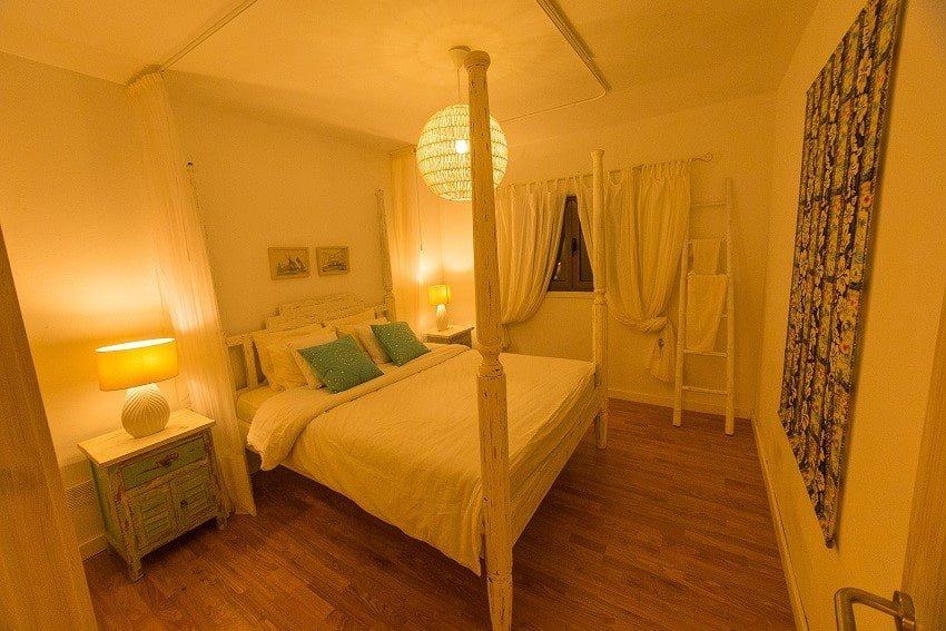 Bedroom, Casa Brixio, Holiday Home Fuerteventura, Canary Islands