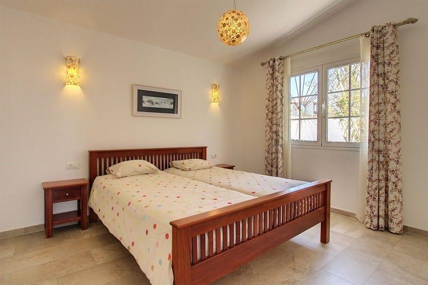 Dormitorio, Casa Calma, La Palma