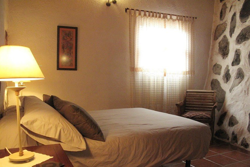 Bedroom, Casa El Tabaibal, La Gomera