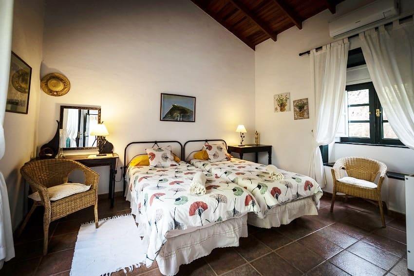 Bedroom, Casa Eliseo, Holiday Home La Gomera