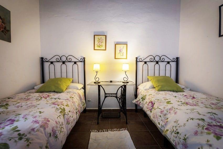 Bedroom, Casa Eliseo, La Gomera Holiday Home